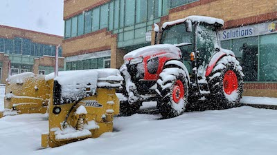Commercial Snow Removal Icon